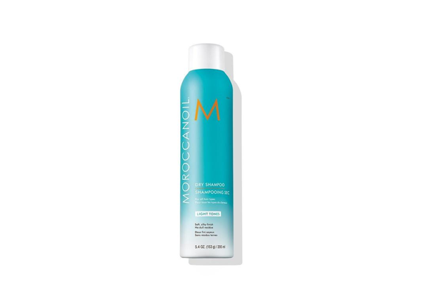 """**Dry shampoo by Moroccanoil, $42.95 at [Adorebeauty](https://www.adorebeauty.com.au/moroccanoil/moroccanoil-dry-shampoo-light-tones.html?istCompanyId=6e5a22db-9648-4be9-b321-72cfbea93443&istFeedId=686e45b5-4634-450f-baaf-c93acecca972&istItemId=wixxxplxx&istBid=tztx&gclid=CjwKCAjw2cTmBRAVEiwA8YMgzbnQFCMtbNkDzMZynS1XyWvdk-KIxr1Ko1DBFRlS_y4C35x0fVCD_BoCq-sQAvD_BwE