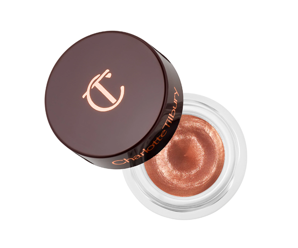 "**Avoid dark shadows**  <br><br> Opt for a lighter and more natural toned cream shadow for your everyday makeup look. It helps to smooth texture and will enhance your eye area for a more youthful appearance.  <br><br> Charlotte Tilbury Eyes To Mesmerize Cream Eyeshadow, $32, at [Sephora.](https://www.sephora.com/product/eyes-to-mesmerize-cream-eyeshadow-P434101|target=""_blank"")"