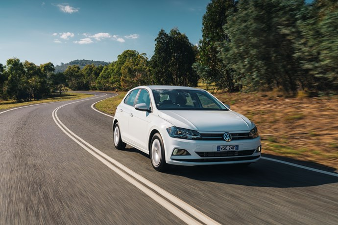 **Volkswagen Polo** <br><br> Design-conscious and on a budget? Tech-obsessed minimalist with a mortgage? Say no more. Volkswagen's entry-level hatch has grown up. Another 2018 Elle Drive Awards-winner (as The Piggy Bank Pleaser), the new Polo is unfussy, practical and incredibly feature-heavy. Volkswagen's stylish touchscreen infotainment system adds some futurist-chic styling (and has Apple CarPlay, Android Auto) and standard pleasantries include cruise control, autonomous emergency braking (AEB), fatigue detection, reverse cameras and more.  Perhaps the best detail in the Polo, which is now bigger than its Golf sibling, however, is that this hatchback feels like it's made for adults, not your teenage self.  <br><br> *From $17,990; 1.0L, 3cyl; 70kW/175Nm; 4.8L/100km*