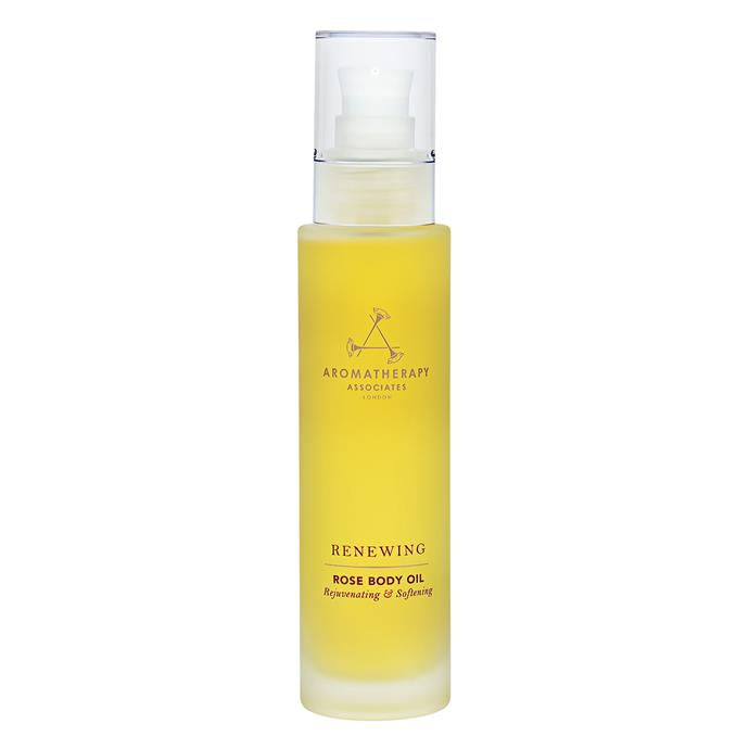 "**Best for relaxation**<br> *Aromatherapy Associates Bath & Body Renewing Rose Body Oil 100ml, for $72 at [allbeauty.com](http://www.allbeauty.com/au/en/1184416-aromatherapy-associates-bath-body-renewing-rose-body-oil-100ml?abref=GoogleShoppingCsAuGoogleAuBandgoogleAuS&utm_source=%7Badtype%7D&utm_medium=FREE&ref=%7Badtype%7D&gclid=EAIaIQobChMIwe3__dKZ4gIVEw4rCh0UNQAGEAQYBCABEgIG-vD_BwE|target=""_blank""