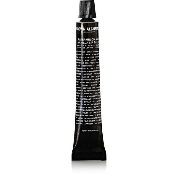 """**Daily Luxury: Lip Balm by Grown Alchemist, $26.95 at [net-a-porter.com](https://www.net-a-porter.com/au/en/product/567716/Grown_Alchemist/lip-balm-12ml