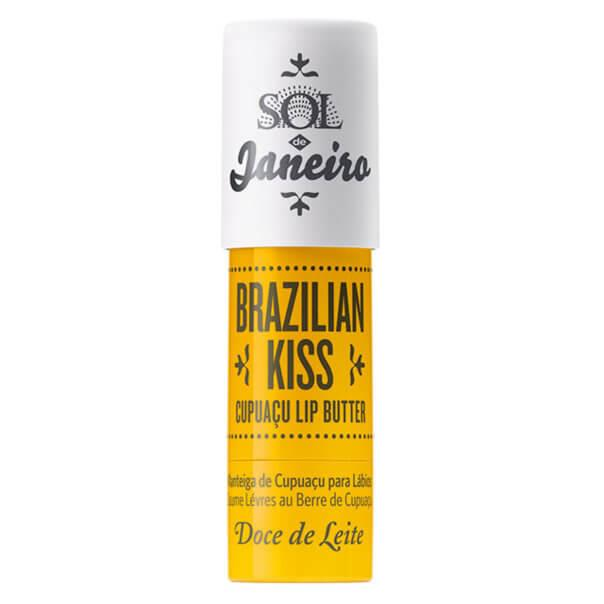 "**THE BEST-SMELLING LIP BALM**<br><br>  Fancy a trip to Rio? This Brazilian balm might be the next best thing. Infused with Sol de Janeiro's signature doce de leite scent, it features a nourishing blend of cupau butter, açaí and cocnut oils to hydrate and protect your pout.<br><br>  *Brazilian Kiss Cupuaçu Lip Butter by Sol de Janeiro, $29 at [MECCA](https://fave.co/2EJ0I2Z|target=""_blank""