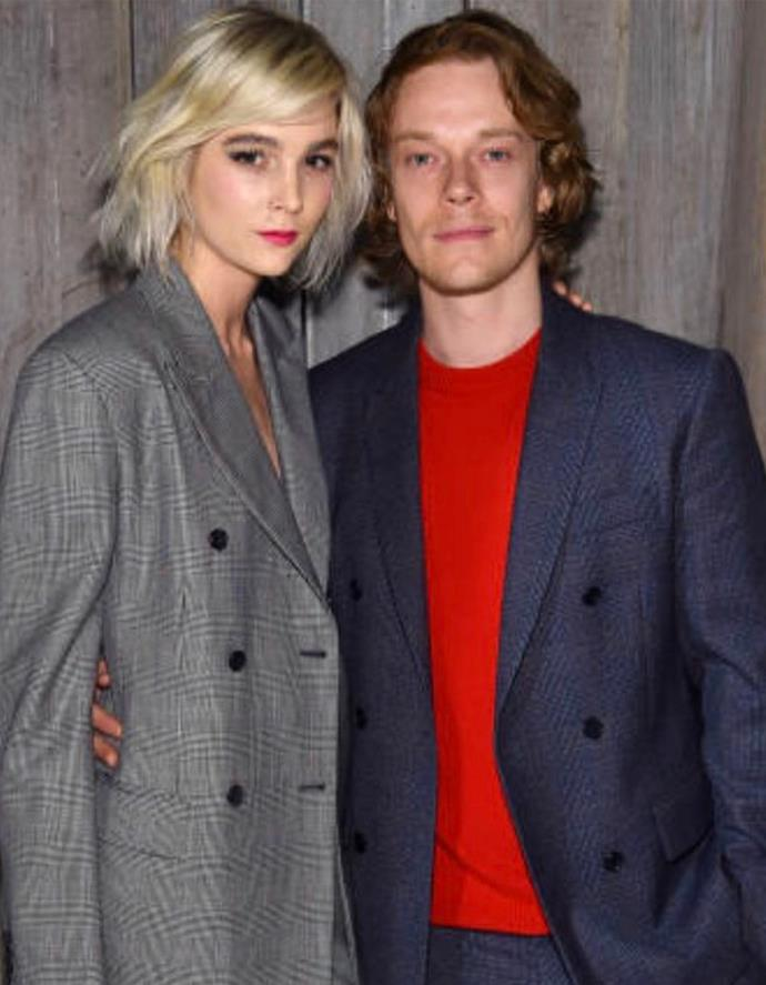 """**Alfie Allen** <br><br> The actor, who played Theon Greyjoy on *Game of Thrones*, welcomed a daughter with girlfriend Allie Teilz in October 2018. Her sweet name? Arrow Allen, likely a nod to his on-screen alter ego's impressive archery skills. Allen announced the birth on [Instagram](https://www.instagram.com/p/BpP4PtTHzjd/