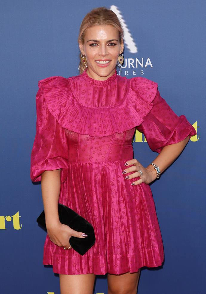 "**Busy Philipps**<br><br>  The founder of the #YouknowMe movement, actress and talk show host Busy Philipps took to [Twitter](https://www.instagram.com/p/BxfM3OdBrRl/|target=""_blank""