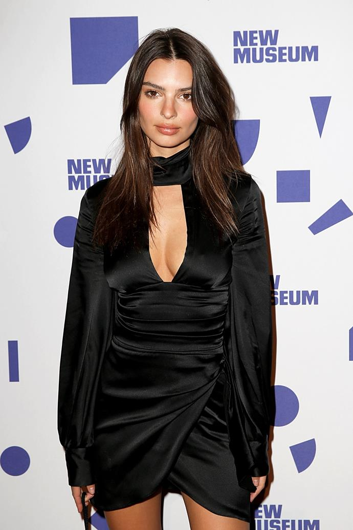 "**Emily Ratajkowski**<br><br>  The model also participated in the overarching pushback against the legislation, taking to [Instagram](https://www.instagram.com/p/Bxh9WTfhdHt/|target=""_blank""
