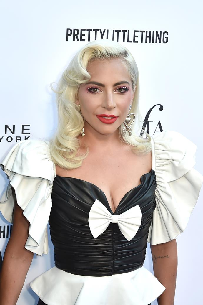 "**Lady Gaga**<br><br>  The popstar and actress voiced her frustration and thoughts on the Alabama abortion ban on [Twitter](https://twitter.com/ladygaga/status/1128721548502691840?ref_src=twsrc%5Etfw%7Ctwcamp%5Etweetembed%7Ctwterm%5E1128721548502691840&ref_url=https%3A%2F%2Fwww.usatoday.com%2Fstory%2Flife%2Fpeople%2F2019%2F05%2F15%2Fbusy-philipps-counters-anti-abortion-laws-lady-gaga-others-speak-out%2F3687928002%2F|target=""_blank""