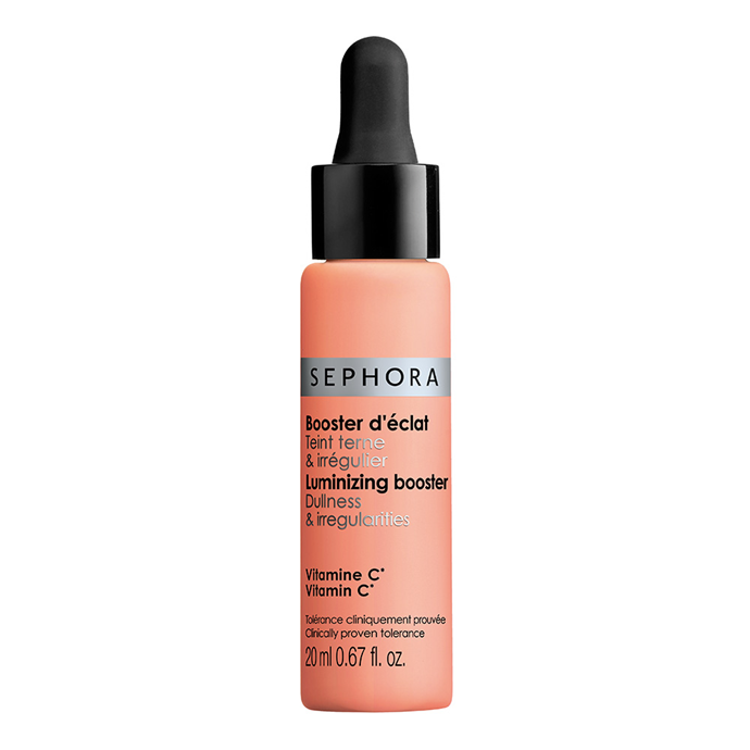 "**Luminizing Booster by Sephora, $22 from [Sephora](https://www.sephora.com.au/products/sephora-collection-luminizing-booster-20ml/v/default|target=""_blank""