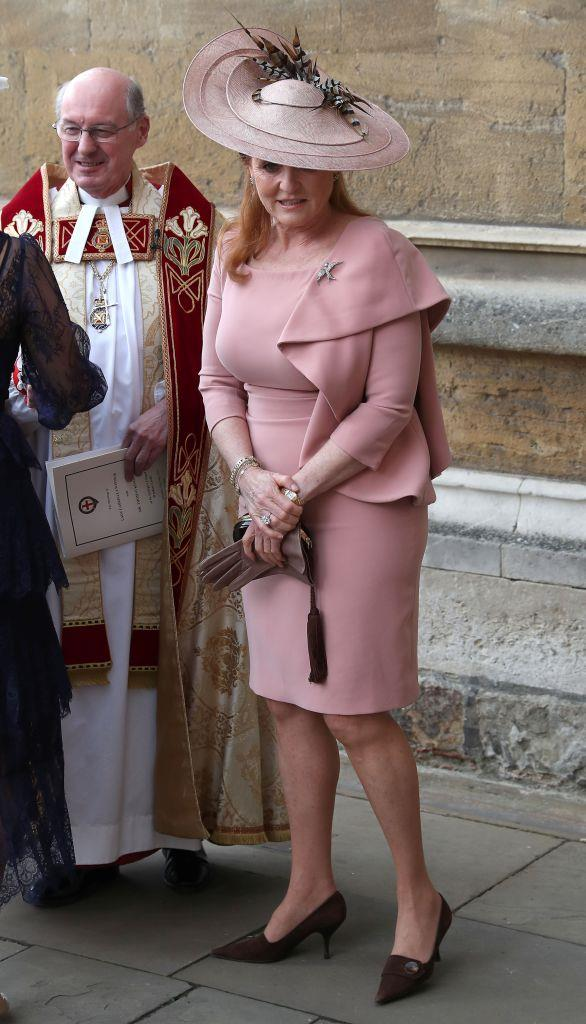 Sarah, Duchess of York.