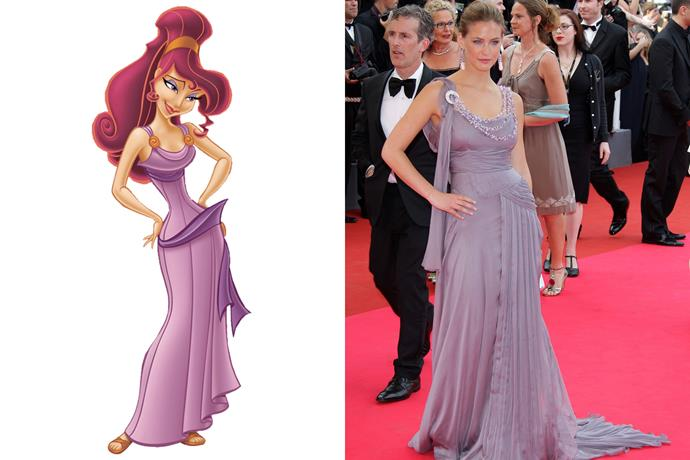 **Megara and Bar Rafaeli**