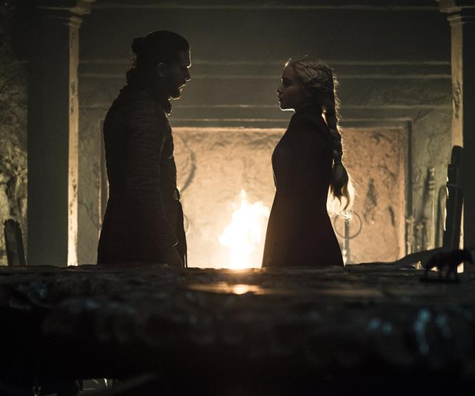 ***Who is Azor Ahai? Who is the Prince that was Promised?***<br><br> Thanks to Melisandre, there was a lot of stock put into the 'Azor Ahai' prophecy, which in turn, tied into the 'Prince that was Promised' prophecy. Some thought it was Jon, some thought Daenerys, others thought Arya.<br><br> But while certain elements of the prophecies were fulfilled (Daenerys walks underneath a 'bleeding red star' and woke dragons out of stone; Jon stabs his love through the heart), in the end, it is never really explained who it is or why it was relevant.