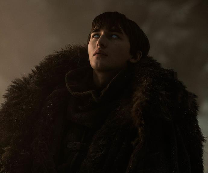 """***What did Bran do during the Battle of Winterfell?*** <br><Br> When the Battle of Winterfell was getting particularly gnarly, Bran surprised viewers by warging out into an unknown person or animal. And although there were [several theories](https://www.elle.com.au/culture/game-of-thrones-what-was-bran-doing-20366
