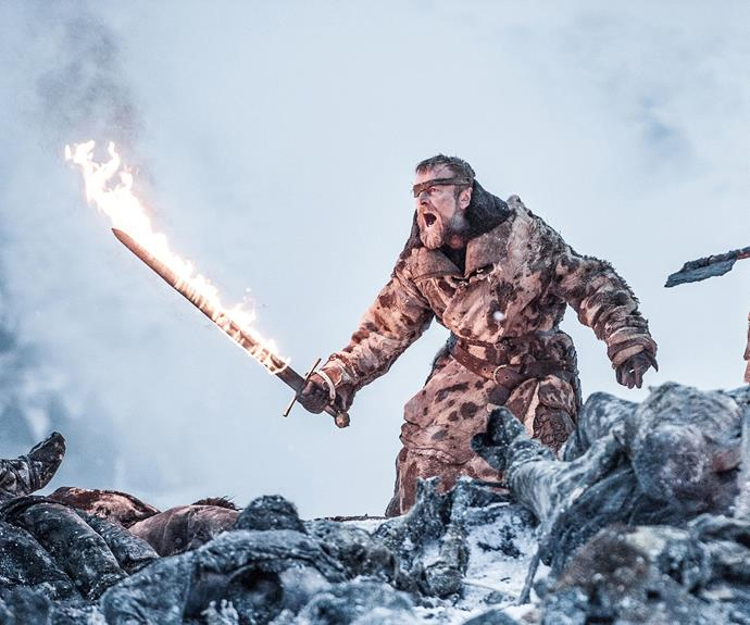 ***Was the Lord of Light real?***<br><br> While we do see a lot of fancy tricks attributed to him—including Melisandre's fire-swords, Beric Dondarrion and Jon Snow being resurrected from the dead, various characters seeing 'visions' in the fire—in the end, it's never discussed or proved whether 'The Lord of Light' is real or not.