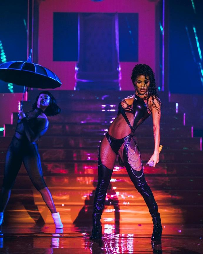 """**Teyana Taylor's debut Australian performance**<br><br>  Fresh off her Kanye West-produced smash second album, the American R'n'B star and choreographer is making her Aussie debut at none other than Sydney's Vivid 2019.<br><br>   *Teyana Taylor performs on Wednesday 29 May. To book tickets, click [here](https://www.sydneyoperahouse.com/events/whats-on/vivid-live/2019/teyana-taylor.html