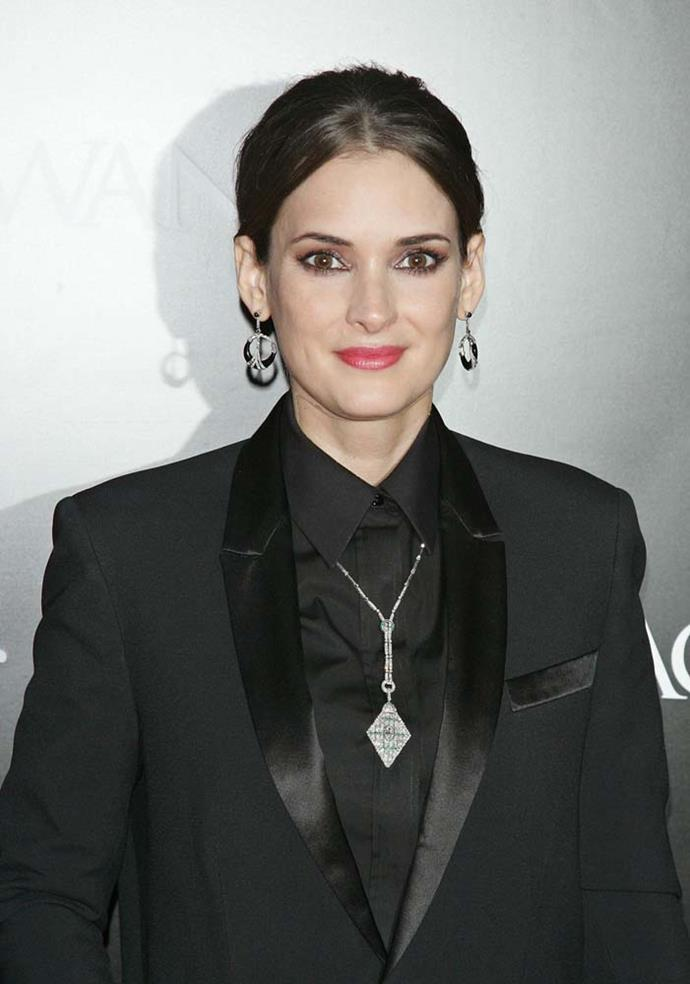 "***Winona Ryder***<br><br> ""This is a little personal but I'm 42 and… Well, I was talking to my dad last year and saying, 'What if I can't have a kid?' and he said, 'There are other ways to have children in your life'. That's true—and I get these amazing doses with my brother's kids. But I've got to stop listening to other people. It's crazy the stuff women will tell you."" *[The Telegraph](https://www.telegraph.co.uk/culture/tvandradio/10667269/Winona-Ryder-I-dont-have-an-interest-in-being-a-movie-star.html