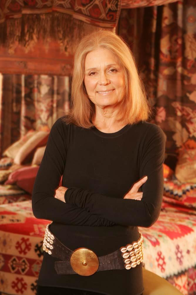 "***Gloria Steinem***<br><br> ""I'm completely happy not having children. I mean, everybody does not have to live in the same way. And as somebody said, 'Everybody with a womb doesn't have to have a child any more than everybody with vocal cords has to be an opera singer,'"" *Chelsea Lately*, 2011."