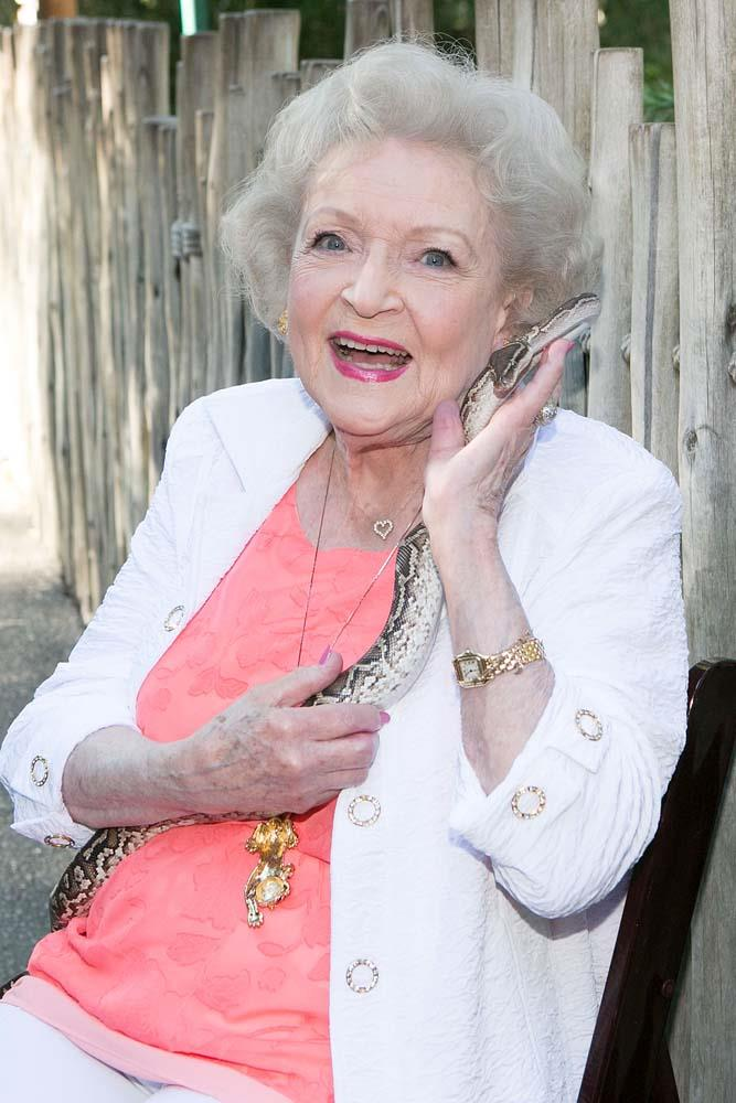 "***Betty White***<br><br> ""No, I've never regretted it. I'm so compulsive about stuff. I know that if I had ever gotten pregnant, of course, that would've been my whole focus. But I didn't choose to have children because I'm focused on my career and I don't think as compulsive as I am that I could manage both."" *CBS Sunday Morning*, 2011."