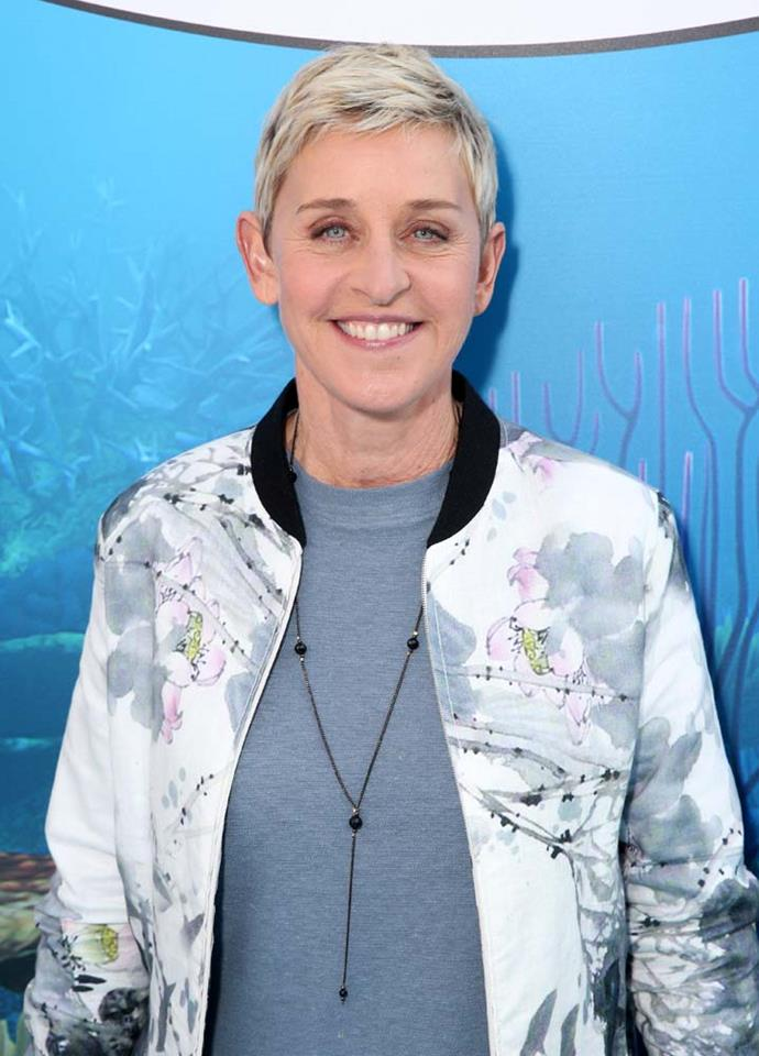 "***Ellen DeGeneres***<br><br> ""We'd probably be great parents. But it's a human being and unless you think you have excellent skills and have a drive or yearning in you to do that, the amount of work that that is and responsibility—I wouldn't want to screw them up! We love our animals."" *People*, 2014."