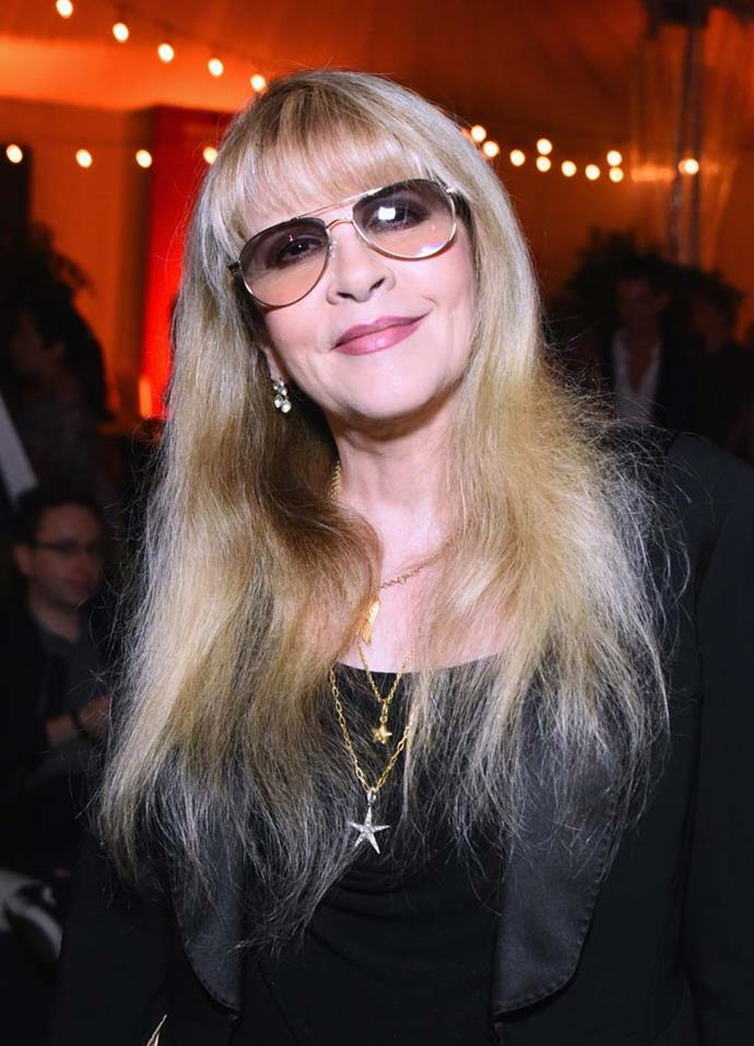 "***Stevie Nicks***<br><br> ""It's like, Do you want to be an artist and a writer, or a wife and a lover? With kids, your focus changes. I don't want to go to PTA meetings."" *InStyle*, 2002."