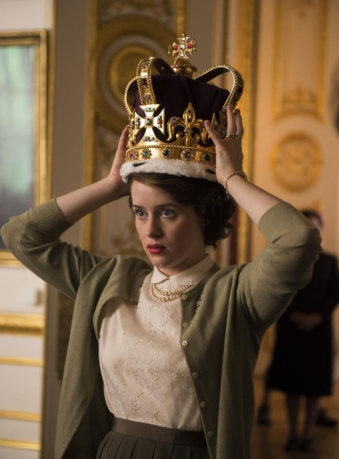 """**Cancer:** ***The Crown***<br><br>  Intuitive and romantic (sometimes secretly!) with a love of luxury, Cancer will love getting deep in this real-life-turned-reel-life lavish royal drama, especially with [*The Crown* season four](https://www.marieclaire.com.au/the-crown-season-4