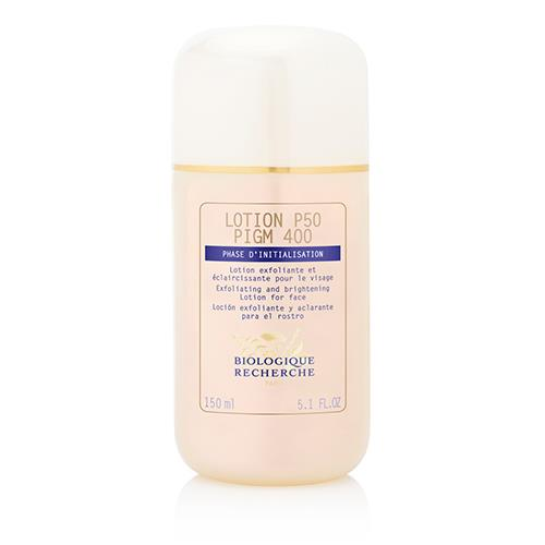 """This lotion is highly concentrated to reduce redness and pigmentation."" <br><br> *Lotion P50 PIGM 400, $82, BIOLOGIQUE RECHERCHE, from [Biologique Recherche](https://biologiquerecherche.com.au/products/lotion-p50-pigm-400/
