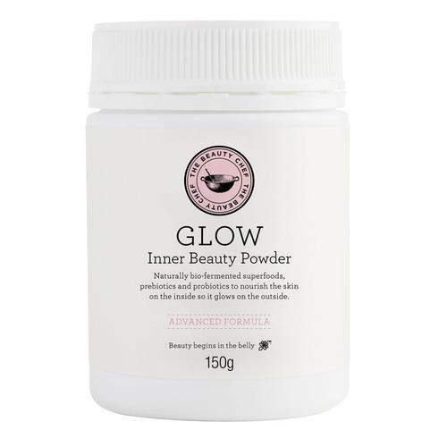 """I take supplements under the guidance of my naturopath, Erin Lovell Verinder. I love Beauty Chef powder."" <br><br> *Glow Inner Beauty Powder, $65, THE BEAUTY CHEF from [The Beauty Chef](https://thebeautychef.com/collections/glow-inner-beauty-powder/products/glow-inner-beauty-powder-150g