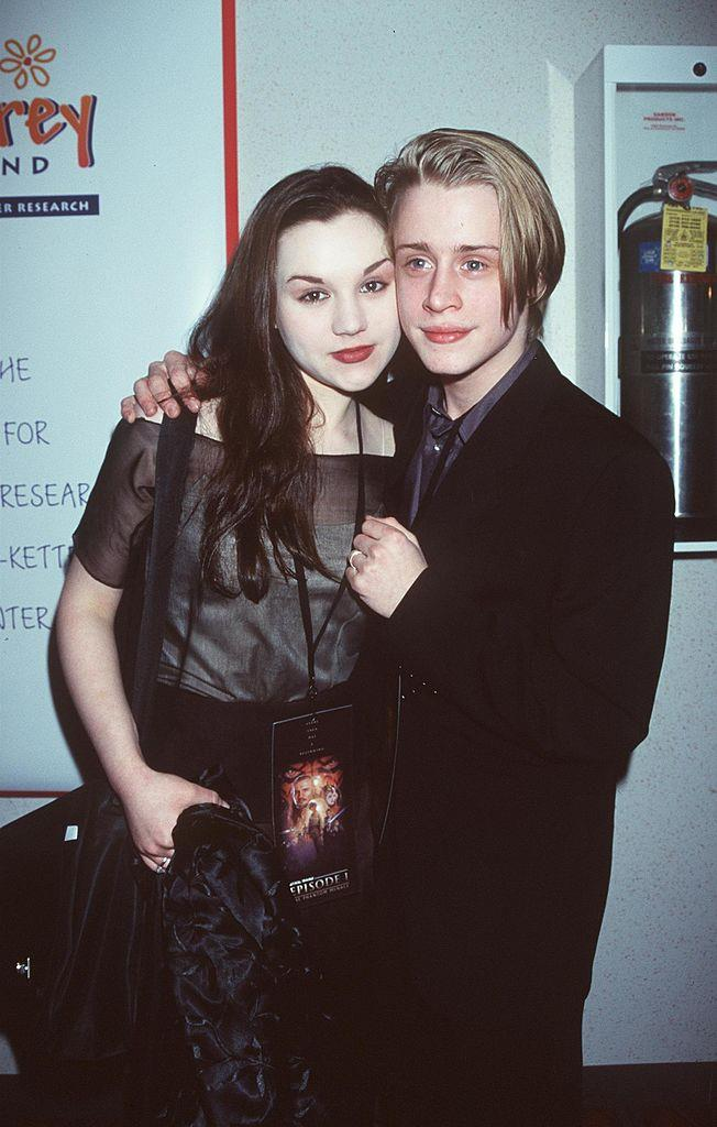 **Macaulay Culkin:** Child star Macaulay Culkin has lived multiple lives in his 38 years. Aside from starring in the uber-successful *Home Alone* movies and having an eight-year relationship with Mila Kunis, Culkin also got married to *Supernatural* actress Rachel Miner when he was only 18. The pair got engaged in 1998 and married a year later, but got divorced after roughly two years of marriage.