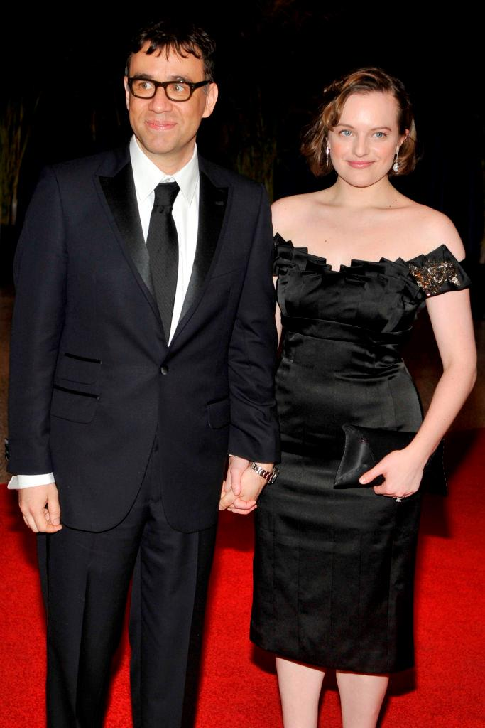 """**Elisabeth Moss:** *The Handmaid's Tale* star recalls her 2011 divorce from her husband of two years, actor Fred Armisen, as being """"traumatic"""". """"Looking back, I feel like I was really young, and at the time I didn't think that I was that young,"""" she told *New York Magazine*. Armisen, meanwhile, has admitted to being a """"terrible husband"""" to Moss. Still, the actress said she regrets nothing.  """"At the same time, it turned out for the best,"""" she told *NY Magazine*. """"I'm glad that I'm not there. I'm glad that it didn't happen when I was 50. I'm glad I didn't have kids. And I got that out of the way. Hopefully. Like, that's probably not going to happen again."""""""