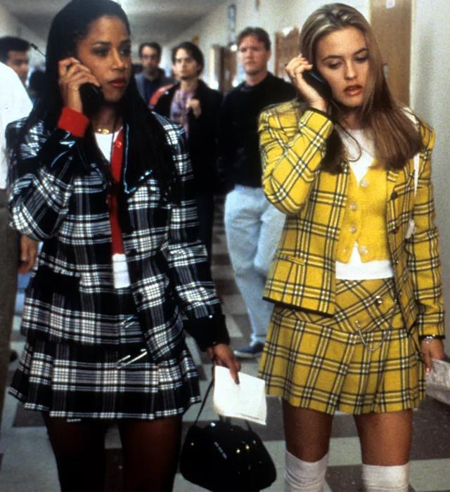 ***Clueless*:** This '90s classic follows wealthy popular girl Cher Horowitz fancies herself a matchmaker and sets about trying to find love for everyone in her life. But does she possess the same intuition when it comes to her own romantic prospects? Not exactly.