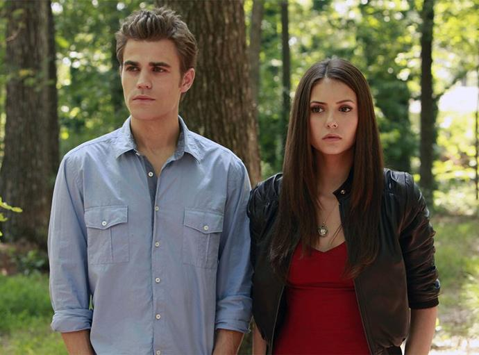 """**Elena and Stefan, *The Vampire Diaries*** <br><br> They played each other's love interests on the popular supernatural series, but actors Paul Wesley and Nina Dobrev apparently did not get on well when they first met. According to Dobrev, who played protagonist Elena for eight years on the series, she and Wesley """"despised each other"""". """"Paul and I didn't get along at the beginning of the show,"""" she revealed on a podcast. """"I respected Paul Wesley, I didn't like Paul Wesley. I remember everyone would walk up to me after the show aired and they'd be like, 'Are you and Paul dating in real life?' We despised each other so much, that it read as love. We really just didn't get along the first maybe five months of shooting."""" Thankfully, the two of them cleared things up and they've been good friends ever since."""