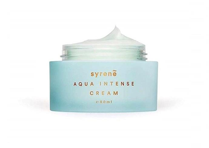 "[Syrene Skincare Aqua Intense Cream, $109.99](https://syreneskincare.co.nz/product/aqua-intense-cream/|target=""_blank""|rel=""nofollow"")"