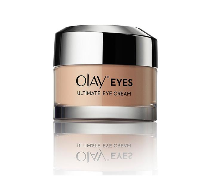 "**Olay Eyes Ultimate Eye Cream, $48.99 at [Chemist Warehouse](http://bit.ly/2F7fbD2|target=""_blank""