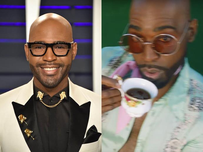 *Queer Eye*'s Karamo Brown