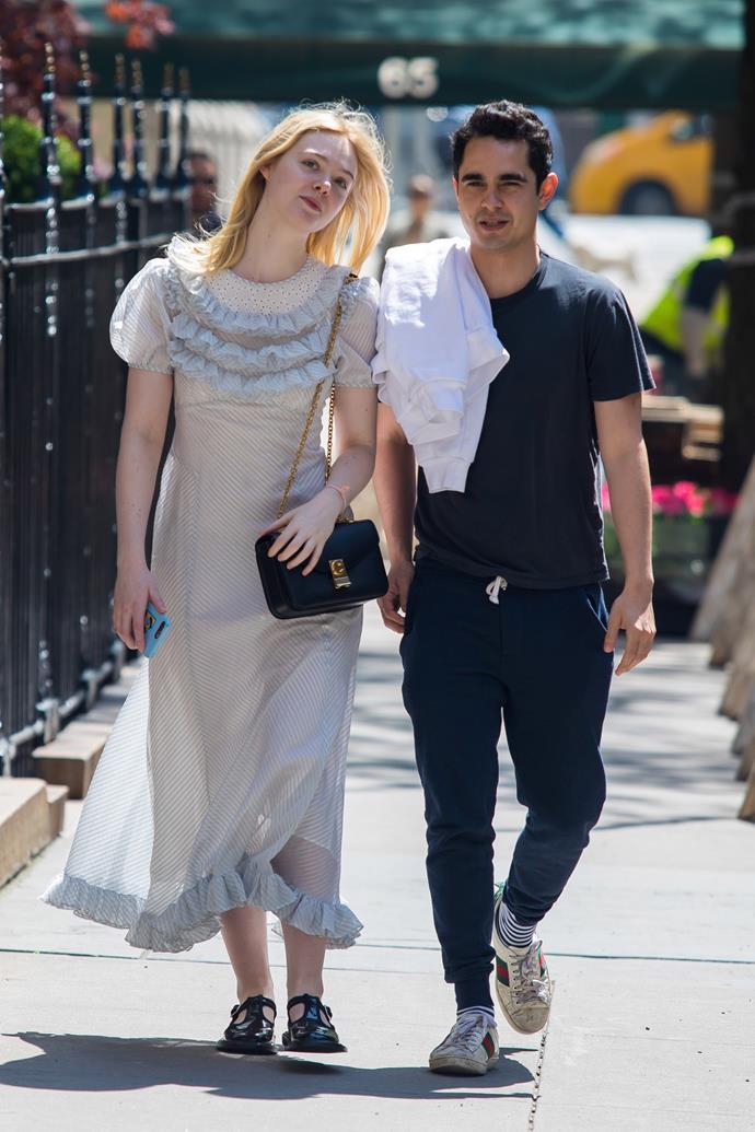 Max Minghella And Elle Fanning Are Dating | ELLE Australia