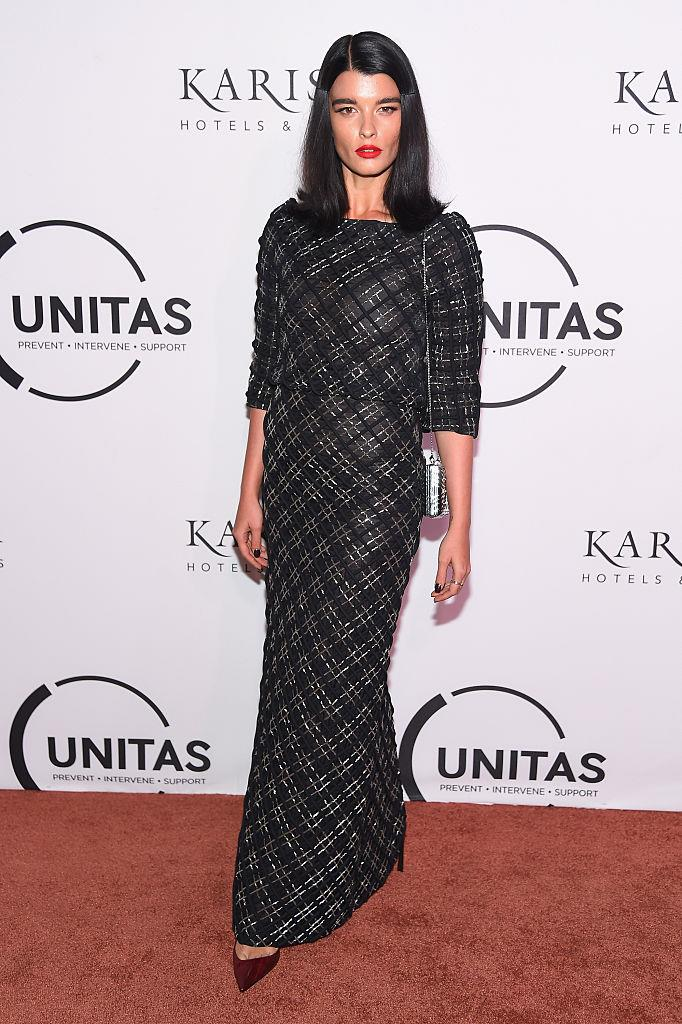 """**Crystal Renn**<br><br>  Modelling since the age of 14, the now 33-year-old has been both 'straight size' and 'plus size' across her almost decade long career. Renn says she was grateful for the latter term's rise within the industry after suffering from an eating disorder.<br><br>  """"I saw an opportunity to model at a different size while I could recover from an awful thing, and I took it, becoming plus-size. That was my second career, she wrote in an op-ed for *[Glamour](https://www.glamour.com/story/crystal-renn-gets-honest-about target=""""_blank"""" rel=""""nofollow"""")* 2014.<br><br>  """"But then I noticed there was this huge distinction between different types of models: You're either straight-size or plus, with nothing in between.<br><br>   """"I was very thankful that plus size had become an option, because it allowed me to heal. But forcing myself to gain weight [to keep plus size bookings] is as much an eating disorder as forcing myself to lose weight, and I didn't want to go back to that mentality."""""""