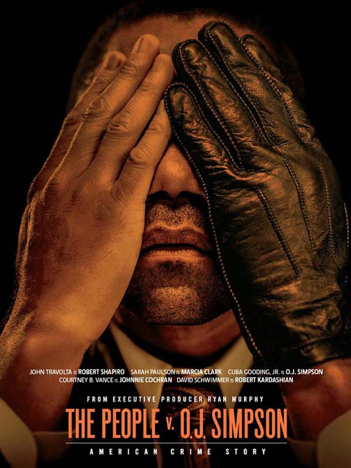 *The People vs O.J. Simpson*<br><br> A dramatisation, rather than a documentary-style series, *The People vs O.J. Simpson* recounts the trial that captured the attention of a nation.
