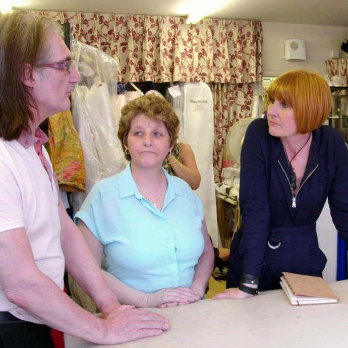 ***Mary Portas: Secret Shopper:*** Like Gordon Ramsay on *Kitchen Nightmares*, Mary Portas goes into struggling retail boutiques to identify what exactly they're doing wrong.