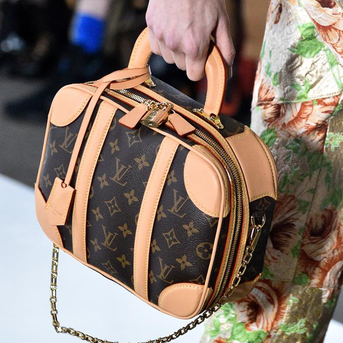 "**Leo: Louis Vuitton 'Mini Luggage'** <br><br> Everyone knows Leos like to make their presence known—and you can't get much more showy (albeit still tasteful) than a lunchbox-style LV tote (old-school handle included). <br><br> *$4,950 at [Louis Vuitton](https://au.louisvuitton.com/eng-au/products/mini-luggage-monogram-nvprod1280206v|target=""_blank""