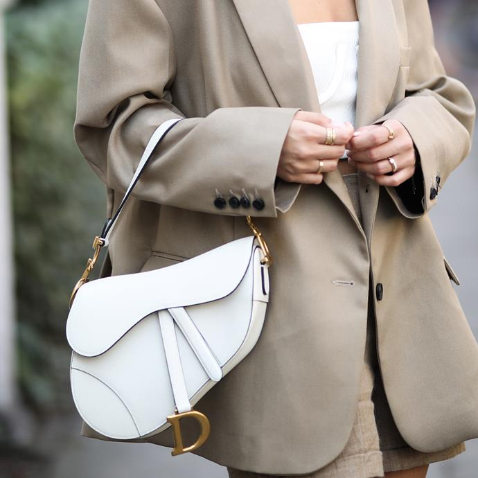 "**Pisces: Christian Dior 'Saddle' bag** <br><br> Pisceans are more daring than they're given credit for, and often gravitate towards cult classics. Enter the 'Saddle' bag—one of Dior's most iconic pieces, which is conveniently back on-trend in 2019. <br><br> *Price on application at [Christian Dior](https://www.dior.com/en_int|target=""_blank""