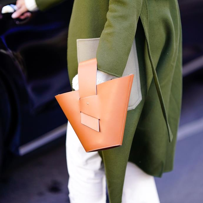 "**Cancer: Carolina Santo Domingo bucket tote** <br><br> Cancerians are known for being the most low-key in the fashion department—making this gorgeously simple tote the perfect choice. <br><br> *$815 at [Farfetch](https://www.farfetch.com/au/shopping/women/carolina-santo-domingo-open-top-bucket-tote-item-14041212.aspx?|target=""_blank""