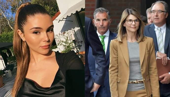 "**Olivia Jade Giannulli** <br><br> 19-year-old YouTube star Giannulli became embroiled in a college admissions scandal after her mother, *Full House* actress Lori Loughlin, was accused of making illegal payments to secure her two daughters prestigious spots at the University of Southern California. <br><br> In a saga that's since been referred to as 'Operation Varsity Blues', Loughlin and husband Mossimo Giannulli (Olivia Jade's father) have been embroiled in a lengthy legal battle, and are currently facing up to 40 years in prison, according to *[Us Weekly](https://www.usmagazine.com/celebrity-news/pictures/is-lori-loughlin-going-to-prison-details-about-her-potential-sentence/|target=""_blank""