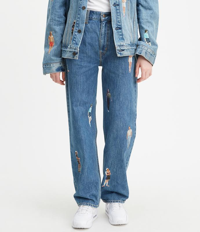 *DAD JEAN JOE STONED X, $189.95*