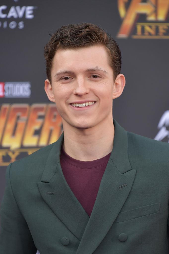 **Tom Holland:** The *Spiderman* star also copped an invite to the engagement party, and has been spotted at the airport in recent days, meaning he's likely to show at the wedding.