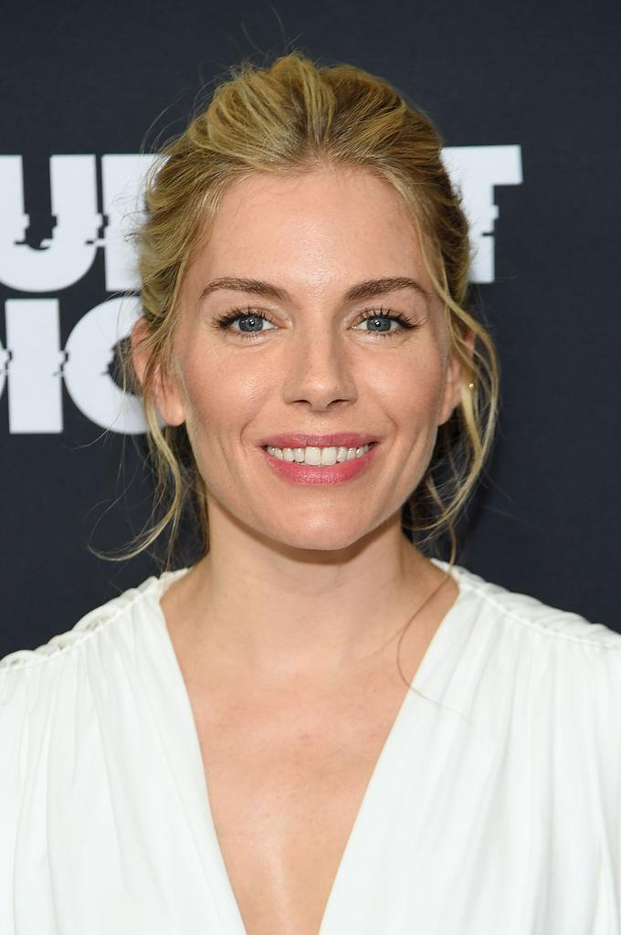 "**Sienna Miller**<br><br>  The mother-of-one smokes, but said she gave up during pregnancy and breastfeeding. ""I'm not a big smoker anymore, but it's definitely a part of me,"" she told *Allure* in 2017."