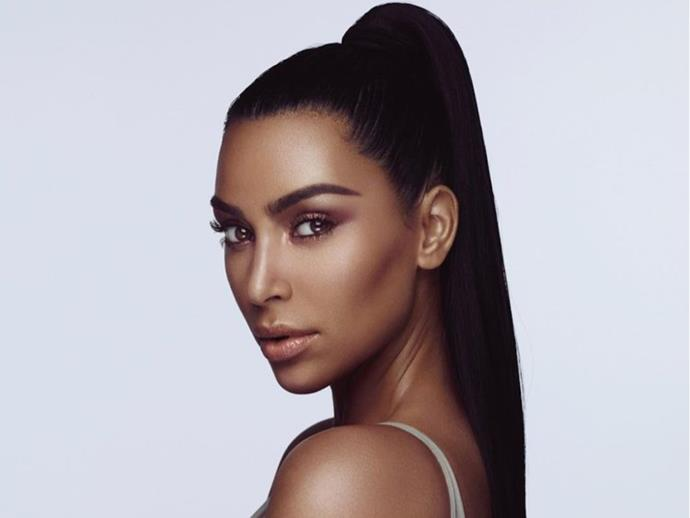 "**Kim Kardashian West's 'KKW' contour stick** <br><br> As the woman who introduced contouring to the world, it was only fitting that Kim Kardashian West release her own contouring beauty products, under her eponymous skincare line, KKW Beauty. <br><br> While promoting her first line of contour products in June 2017, Kim shared this controversial image, and her dark fake tan prompted claims of blackface (or, a white person artificially imitating the skin tone of a person of colour). <br><br> On *Keeping Up With The Kardashians*, Kim addressed the controversy, and said she ""fully understood"" what people were saying—albeit calling the social media discourse ""toxic"". She later removed the original images from her site and replaced them with new images with lighter skin."