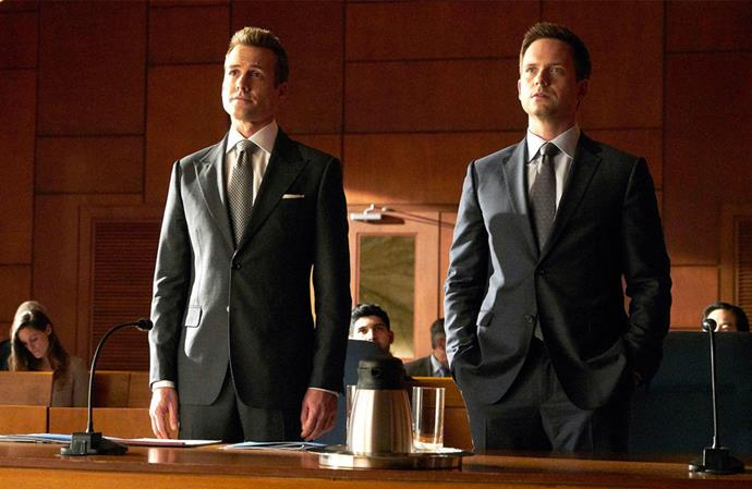 ***Suits*: Season 8 (19/07/2019)** <br><br> In the wake of two emotional departures, Harvey and the rest of Specter Litt face an infusion of ambitious new blood and chart a daring new course.