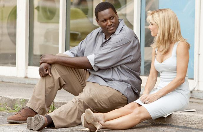 ***The Blind Side* (15/07/2019)** The story of Michael Oher, a homeless and traumatised boy who became an All American football player and first round NFL draft pick with the help of a caring woman and her family.