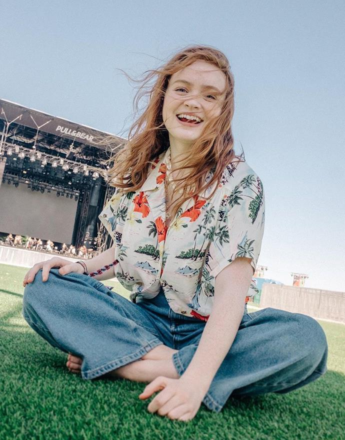 "**Sadie Sink as Maxine ""Max"" Mayfield**  <br><br> Sadie Sink returns as everyone's favourite fiery tomboy, Max. While the first two seasons focused on the boys' friendships, season three is all about Max and Eleven becoming closer.  <br><br> The 17-year-old (who has also featured in *The Americans* and *Blue Bloods*—and walked the runway for Miu Miu) has forged a close friendship with Millie Bobby Brown in real life, and has spoken about how easy it was to emulate the connection on screen. ""Max takes Eleven under her wing, and kind of introduces her to the real world, shopping, having fun,"" Sink [says](https://www.tvinsider.com/790906/stranger-things-season-3-max-mayfield-sadie-sink/