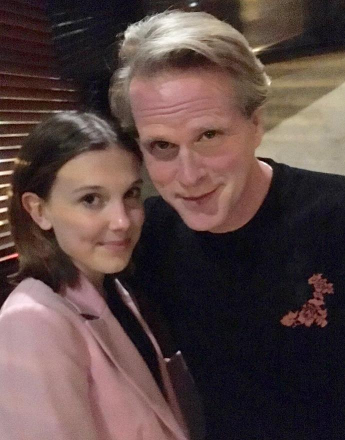 "**Cary Elwes as Mayor Larry Kline** <br><br> This season, *Stranger Things* is taking the '80s nostalgia up a notch with the addition of their new cast member: *The Princess Bride*'s Cary Elwes. The actor plays the self-serving Mayor Larry Kline, who Elwes says is based on several real-life politicians—not that he's naming names. <br><br> Elwes was also a fan of the series before being added to its cast: ""It was the first show I have ever binged,"" he's [claimed](https://www.theringer.com/stranger-things/2019/7/2/20677821/cary-elwes-stranger-things-career-princess-bride