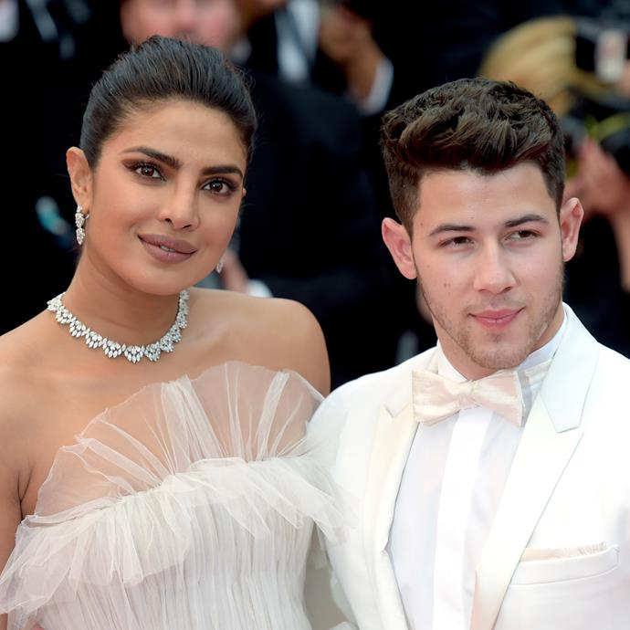 2019, with husband Nick Jonas.