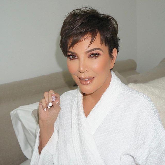 "**Kris Jenner:** <br><br> Like her famous daughters, Jenner has embraced the idea of cosmetic surgery (remember when she publicly documented getting a facelift on *Keeping Up?*). <br><br> While she hasn't disclosed every detail of her experiences with fillers, a comment she made on *KUWTK* was telling. When her mother, Mary-Jo, suggested Kris was allergic to alcohol and Botox, she responded: ""How could I be allergic to the two things that make my world go round?"" <br><br> *Image: Instagram @krisjenner*"